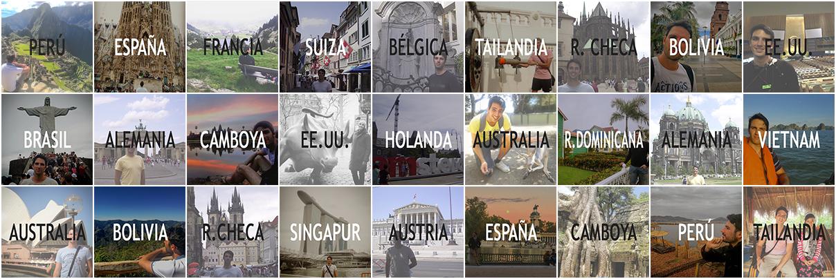 Sobre mis viajes
