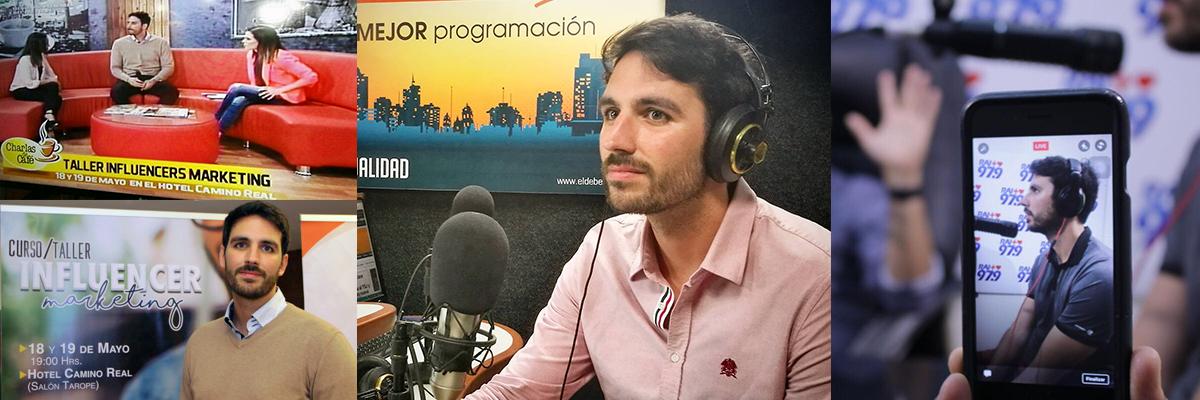 Daniel Matesa Apariciones Públicas